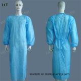 手術衣、Disposabeの医学のガウンのスモック