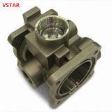 Часть нержавеющей стали CNC подвергая механической обработке для точности механически индустрии высокой