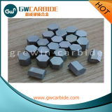 Концы карбида вольфрама шестиугольные или восьмиугольные