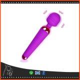 熱する極度の強力なMulti-Speed防水G点D AVの細い棒の性のおもちゃ