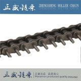 Catena di convogliatore resistente del rullo della trasmissione del carbonio di Sidebar di stampa offset
