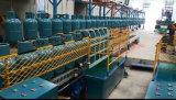 Cilindro de gas del LPG que repara la cadena de producción