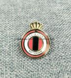 De bronze por atacado morrem o emblema esmaltado macio do Pin da batida