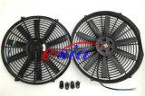 보편적인 팬 8X10b 80W 12V/24V를 위한 자동차 부속 공기 냉각기 또는 냉각팬