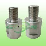 CNC chino del surtidor que trabaja a máquina las instalaciones de tuberías de alta tecnología de los componentes
