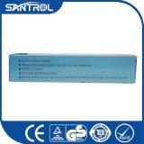 Innen- und im Freiendigital-Thermometer mit doppeltem Fühler
