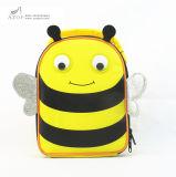 Caixa de almoço da abelha do poliéster