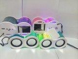 ベストセラーの製品の中国の市場の無線Bluetoothのスピーカーのひびの望遠鏡