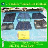 Gute Entwurfs-Jeans-Fußleiste verwendete Kleidung für afrikanisches Land