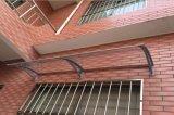 Form-Entwurfs-im Freien Aluminiumrahmen-Tür/Fenster-Vorhang-Sonnenschutz