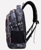 二重肩Snapsackのラップトップのバックパック袋、ランドセル