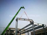 Полуфабрикат Godown стальной структуры/мастерская стальной структуры
