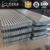 Strato ondulato del tetto dello zinco dei materiali da costruzione