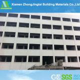 Bloco de concreto com compressão EPS de fibra leve