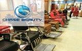 Черная вагонетка Hairdressing вагонетки салона оборудует таблицу для горячий продавать