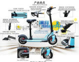 400W Foldable Electric Scooter with Lithium Battery Vst - Es002
