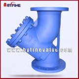 DIN / ANSI / GB / GOST / Standard CF8 inoxidable Wcb Y Strainer