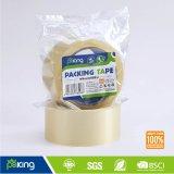Bande adhésive jaunâtre d'emballage directement BOPP d'usine de la vente (P010)