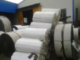 Resistência de abrasão industrial da correia transportadora da manufatura com qualidade superior para a planta do fertilizante