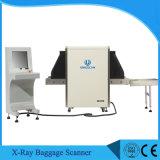 6550 fabricante médio da máquina do tamanho da penetração do varredor 34mm do raio X
