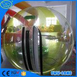Esfera de passeio da água do parque de diversões, bolha da água