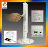 Para estudiantes moderna ahorro de energía USB LED lámpara de mesa