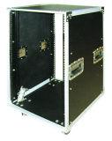 青いカラーの音のためのラック箱