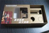 Коробка подарка карточки для упаковывать вспомогательного оборудования затвора вина установленный