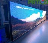 Alto brillo SMD3535 al aire libre P10 LED que hace publicidad de la visualización con la exploración de conducción del 1/2