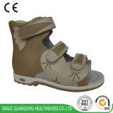 Здоровье фиоритуры обувает ботинки малышей протезные с симпатичной конструкцией