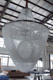 로비 수정같은 사슬 샹들리에 프로젝트 램프 (KAC0410-3050)