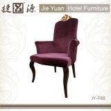 Hoher rückseitiger Luxushotel-Möbel-Stuhl (JY-F88)
