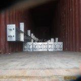 Almacén de almacenamiento de estructura de acero ligero prefabricado para Arabia Saudita