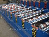 Machine en acier de formage de feuilles de toiture de Matal de couleur de Kxd