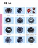 Schlussteil zerteilt die Ersatzteile, die für Spur-Bremstrommel verwendet werden