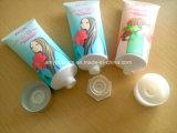 Tubo di plastica per l'imballaggio facciale della pulitrice