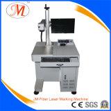 Máquina pequeña de la marca del laser de la fibra con la pantalla de ordenador (JM-FBL)