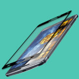 Protecteur Tempered complètement couvert ultra clair d'écran pour la note 4 de Samsung