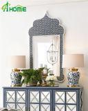 Fabrik-Zubehör-dekoratives Wohnzimmer-blauer Wand-Spiegel