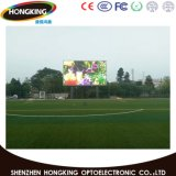 Publicidad de la pared al aire libre del vídeo de la pantalla IP65 LED