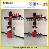 Máquina de la reparación del neumático, alineación de rueda y precio de equilibrio Ds6 de la máquina de la rueda