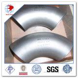 aço inoxidável de 12inch Schedule40 Tp321 cotovelo de 30 graus