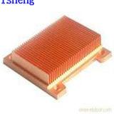 Raspar el disipador de calor, Alumimun o el cobre