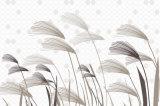 高品質の美しい花の大型の油絵
