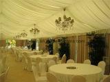 Tende di lusso della festa nuziale da vendere le tende bianche di festa del tetto del PVC