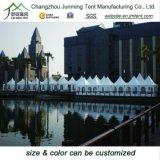 Hot Selling Aluminium Alloy Frame Structure Umbrella Market Pagoda Tente pour Concert