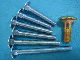 BACCANO bullone galvanizzato/nero di 603 dell'ossido del acciaio al carbonio di carrello