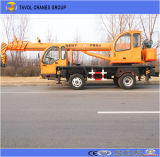 Beste Kwaliteit Kraan van de Vrachtwagen de Groep van Tavol van 6 Ton de Mobiele van China aan Verkoop