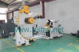 空気Canditioningの部品を作る自動ストレートナ機械使用