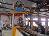 GBQQJ-2500C Brückenhydraulisches auf und ab multi Platten-Scherblock